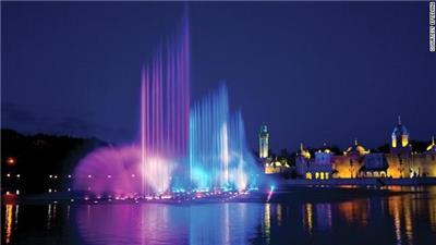 艾夫特琳喷泉(Aquanura Fountain)