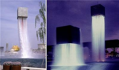 悬浮喷泉(Floating Fountain)