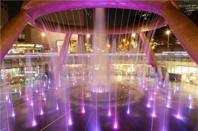 财富之泉(Fountain of Wealth)