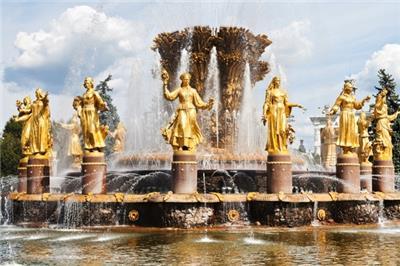 国家友谊喷泉(The Nations Friendship Fountain )