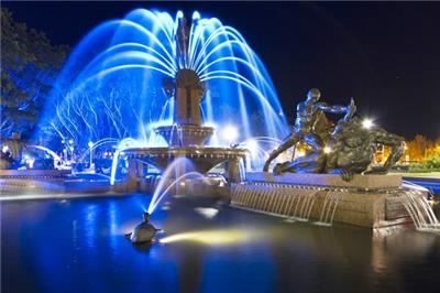 阿奇博尔德喷泉(The Archibald Fountain)