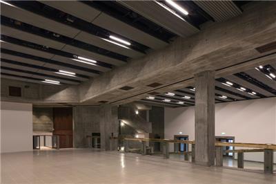 海沃德美术馆改造