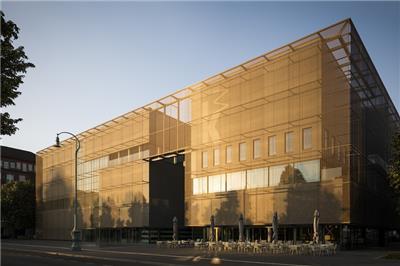 曼海姆美术馆新馆