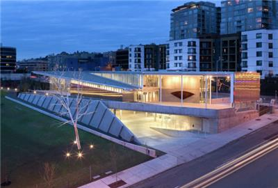 Olympic Sculpture Park | Weiss/Manfredi