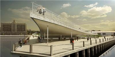 Brooklyn Bridge Park's Pier 6 | BIG