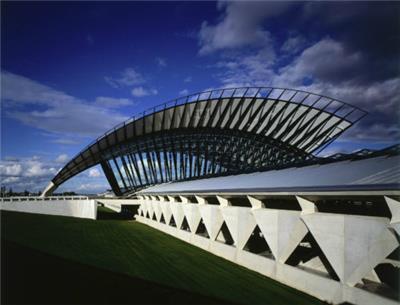里昂圣埃克苏佩里机场火车站