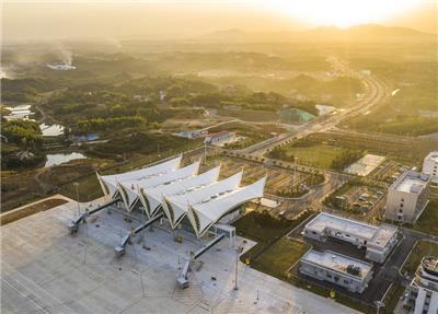 岳阳民用机场航站楼