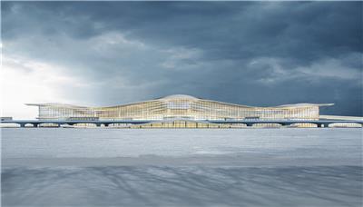 烟台国际机场T2航站楼