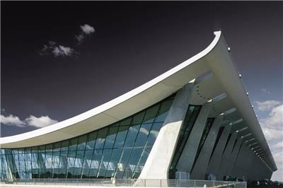 华盛顿Dulles机场