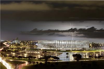 巴西利亚国家体育馆