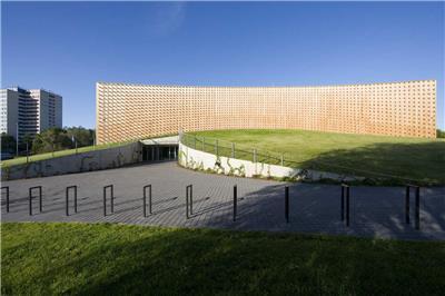 爱沙尼亚生命科学大学的体育馆