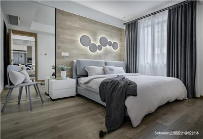 RUNJING·如镜现代卧室设计图片