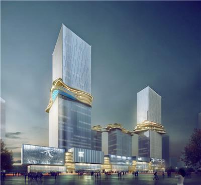 珠海横琴铁建广场