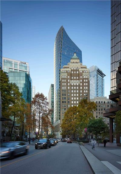 MNP Tower办公楼