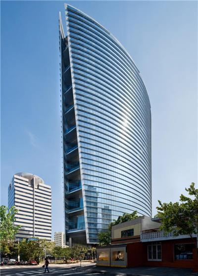 Infinity Tower办公楼