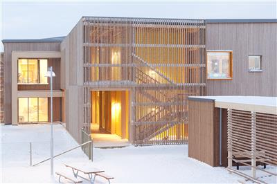 Lustigkulla Preschool / Arkitema Architects