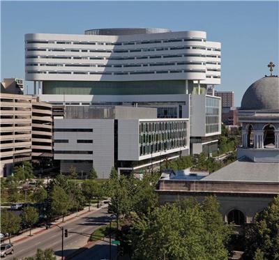 拉什大学医疗中心新医院大楼