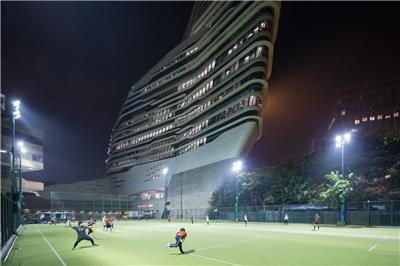 赛马会创新大厦(Jockey Club Innovation Tower)
