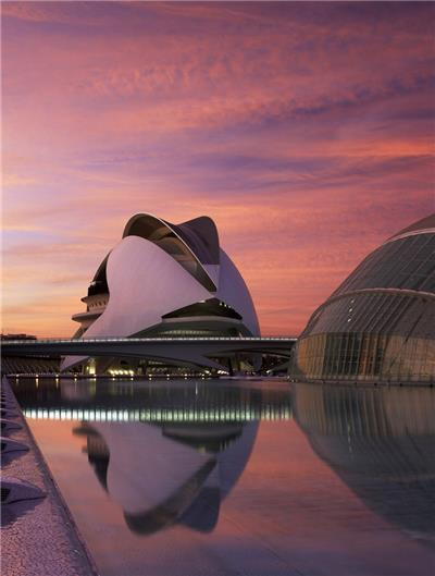 Palau de les Arts Reina Sofia / Santiago Calatrava