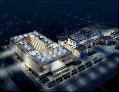 中国美术馆二期扩建工程