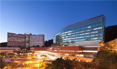 盆唐首尔国立大学医院