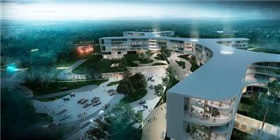 丹麦NorthZealand区新医院