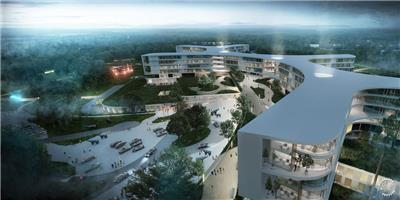 丹麦North Zealand区新医院