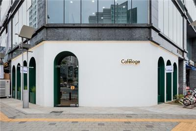 Cafe Loge/The Cornerz   Kode Architects