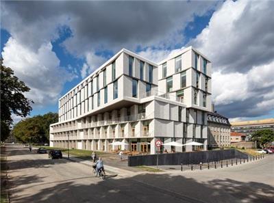 丹麦哥本哈根Rigshospitalet医院住院部 | 3XN