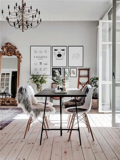25种方式为您的室内添加法国时尚