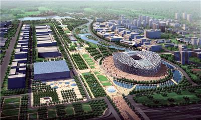 SOM | 巴拿马政府城总体规划
