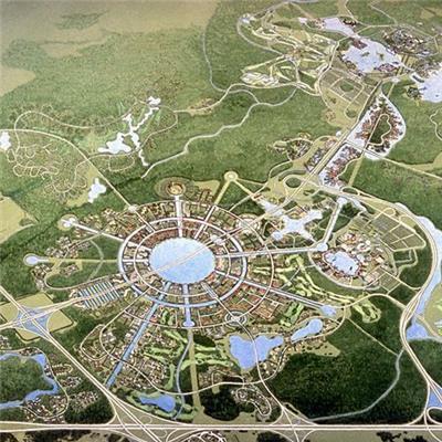 生态城市总体规划