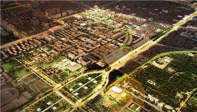 北京天桥演艺区总体规划