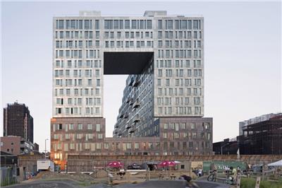 布鲁克林325 Kent 高层住宅设计 / SHoP建筑事务所