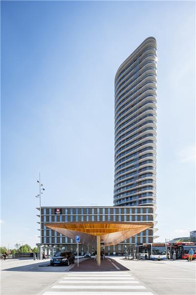 阿姆斯特尔大厦,阿姆斯特丹 / Powerhouse Company