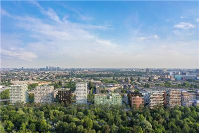 Westerpark West住宅区,阿姆斯特丹 / MVRDV