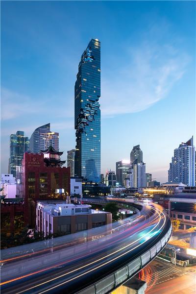 MahaNakhon大厦,曼谷 / 奥雷 舍人事务所