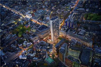 Centre Point公寓大楼,伦敦 / Conran and Partners