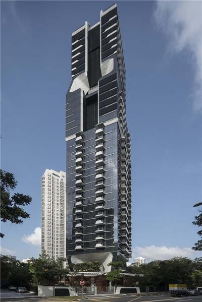 新加坡 Scotts大楼 / UNStudio