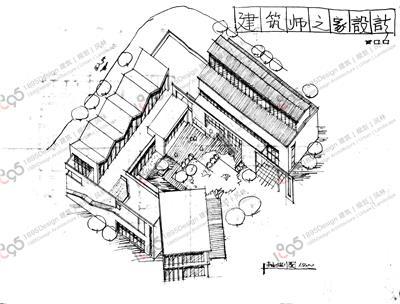 建筑师之家快题图片