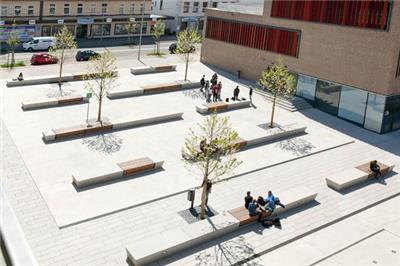校园小广场案例