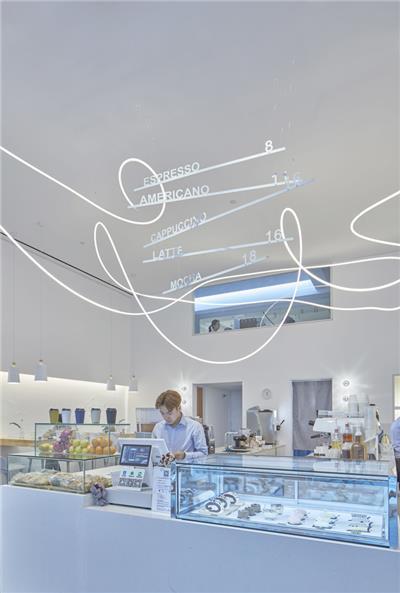 格调咖啡馆装修效果图