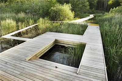 乡村景观设计细节
